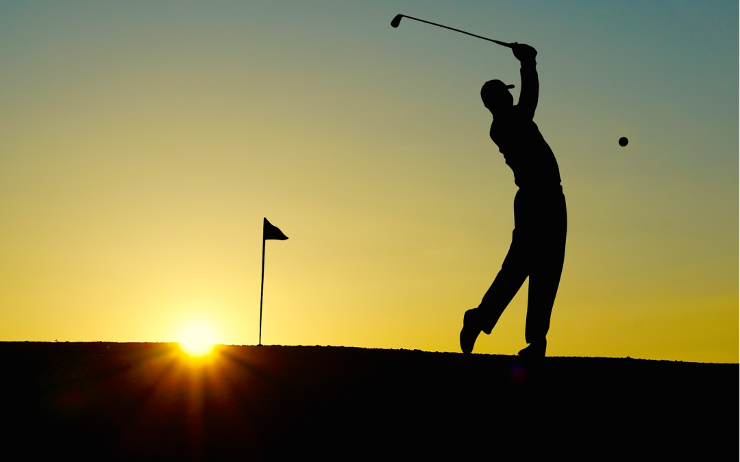 Life and business lessons on the golf course